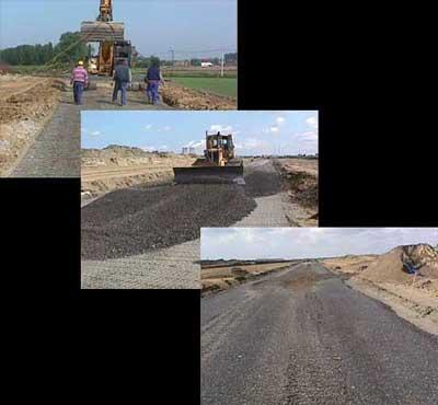 Mesh Track - Wzmocnienie Warstwy Podbudowy (Road Base Reinforcement) 10