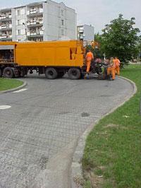 WARSZAWA 2001 - Pętla autobusowa